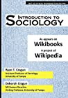 Introduction to Sociology by Ryan T. Cragun