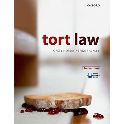 tort law coursework