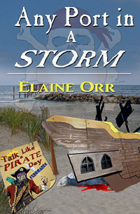Any Port in a Storm (A Jolie Gentil Cozy Mystery, #4)