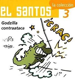 El Santos, 3. Godzilla Contraataca