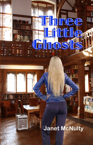 Three Little Ghosts (The Mellow Summers, #4)