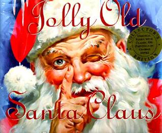 Jolly Old Santa Claus by Sparkie