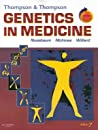 Thompson & Thompson Genetics in Medicine [with Student Consult Online Access]