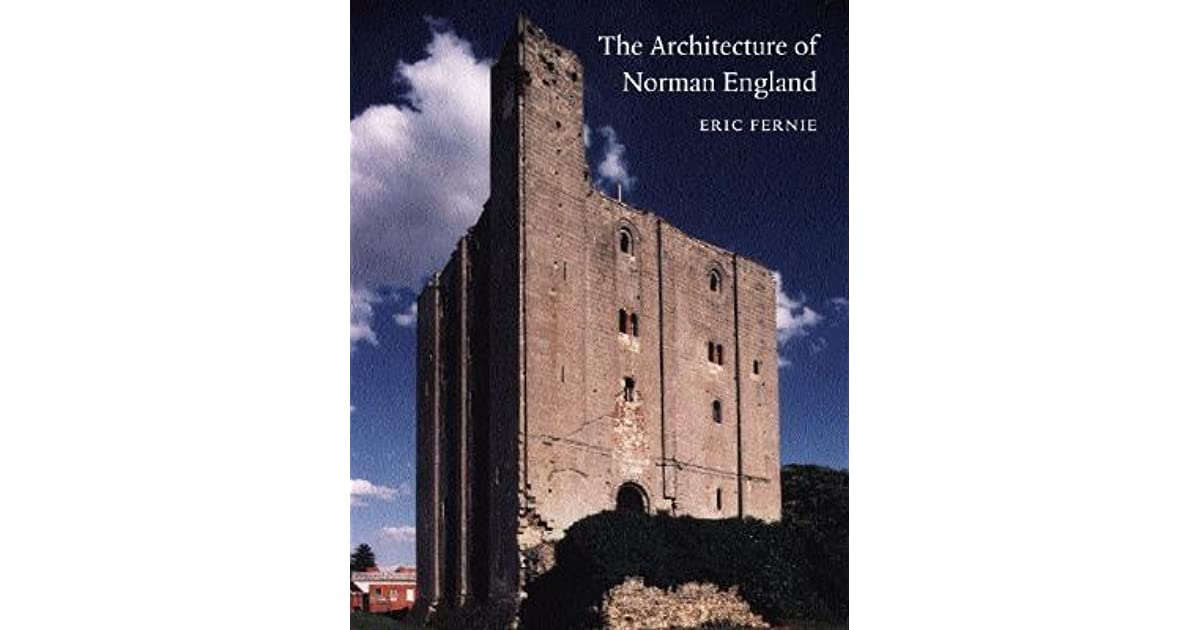The architecture of norman england by eric fernie fandeluxe Image collections