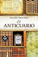 El anticuario (Enrique Alonso, #1)