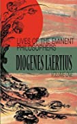 Lives of the Eminent Philosophers, Vol 1