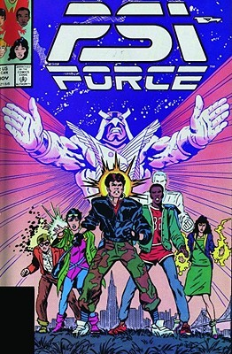 Psi-Force Classic - Volume 1