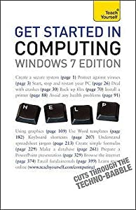 Get Started In Computing: Windows 7 Edition