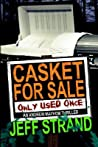 Casket For Sale: Only Used Once