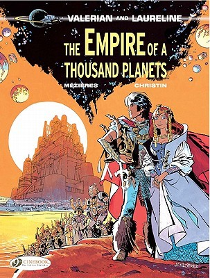 The Empire of a Thousand Planets by Pierre Christin