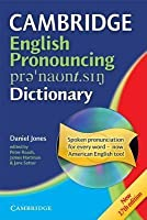 Cambridge English Pronouncing Dictionary [with CD-ROM]
