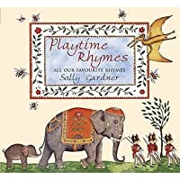 Playtime Rhymes: All Our Favourite Rhymes (Book & CD)