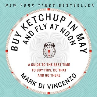 Buy Ketchup in May and Fly at Noon: A Guide to the Best Time to Buy