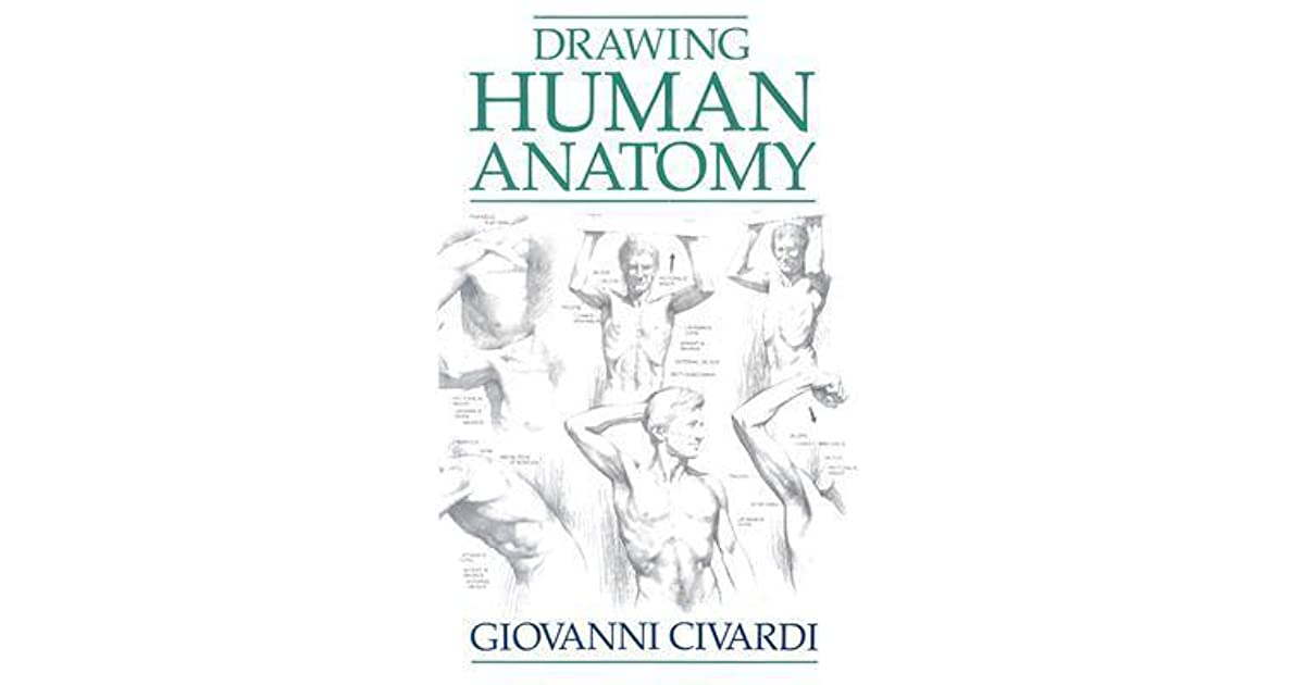 Drawing Human Anatomy by Giovanni Civardi