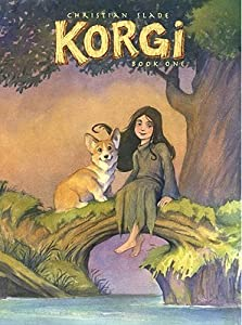Korgi, Book 1: Sprouting Wings