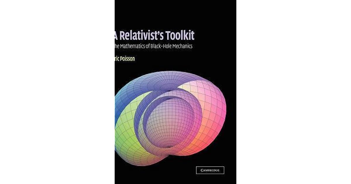 a relativists toolkit