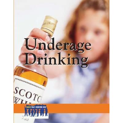 the rising concerns of underage drinking essay Lowering the drinking age and thus can easily result to drinking problems have your college essay written today.