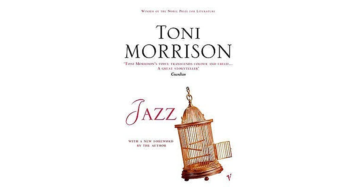 a character analysis of joe and violet in jazz by toni morrison