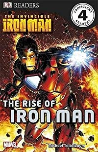 The Invincible Iron Man: The Rise Of Iron Man