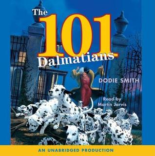 The 101 Dalmatians by Dodie Smith (audio review)