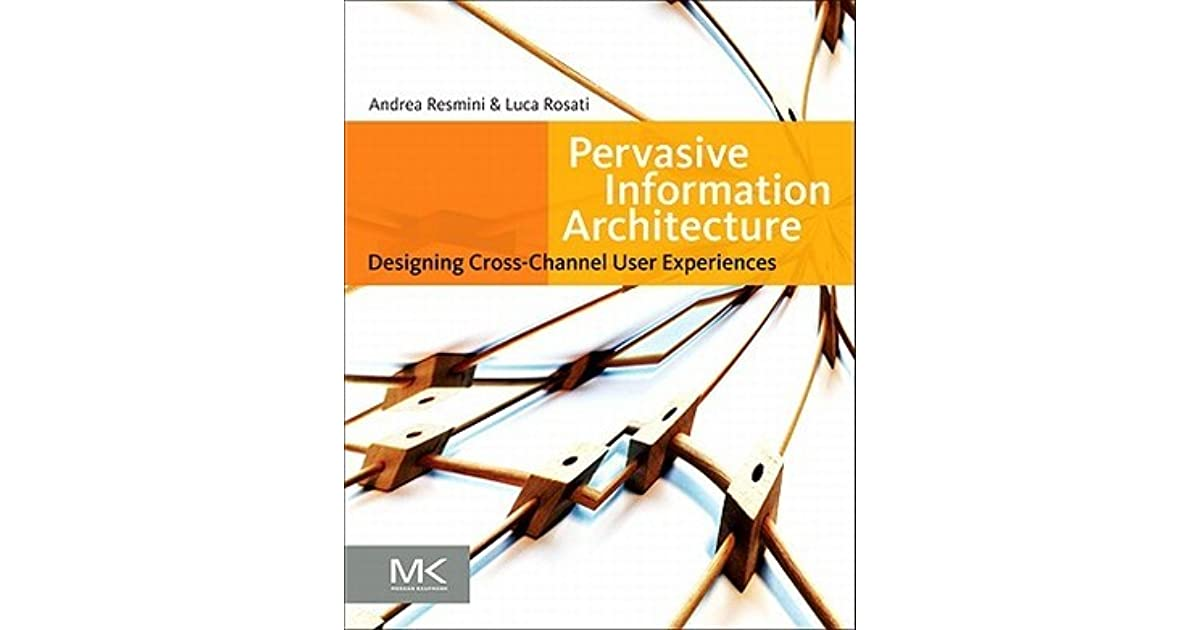 cross-channel user information architecture pdf