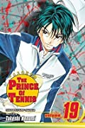 The Prince of Tennis, Volume 19: Tezuka's Departure