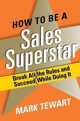 Book cover How to Be a Sales Superstar Break
