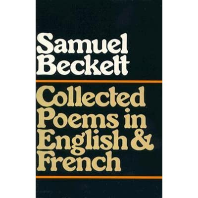 Collected Poems in English and French, Beckett, Samuel