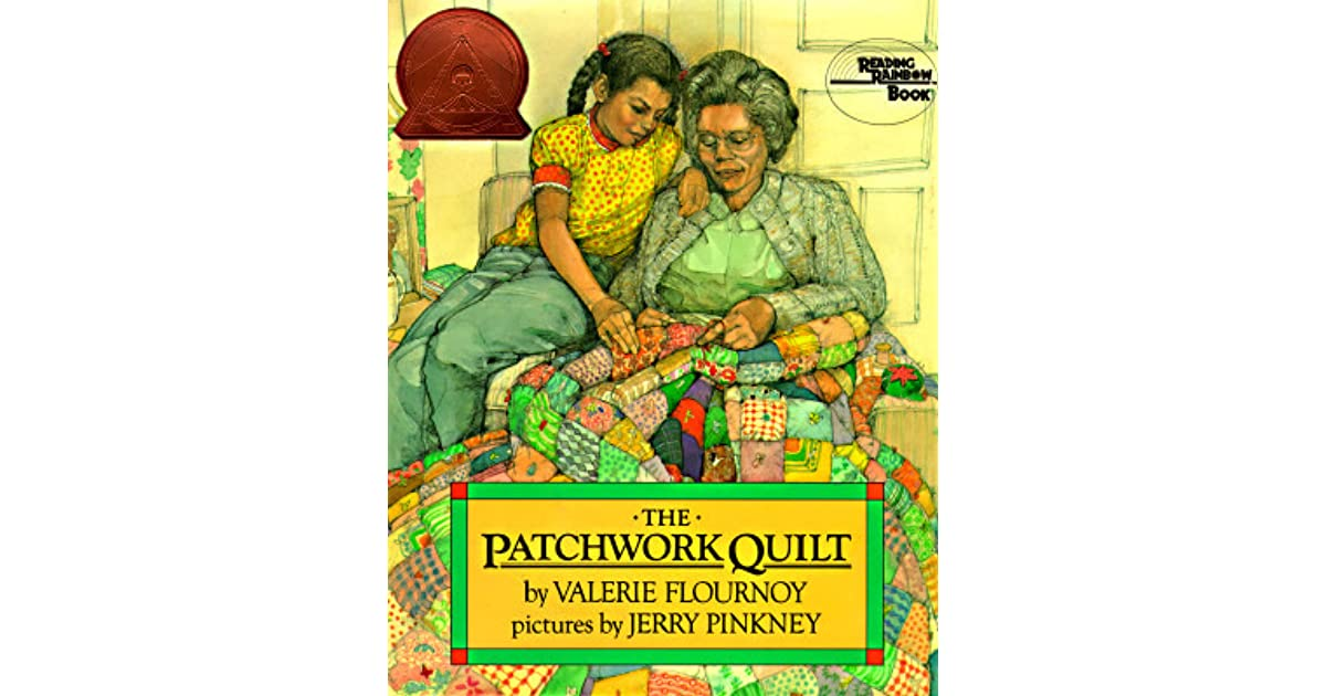 The patchwork quilt by valerie flournoy for Patchwork quilt book