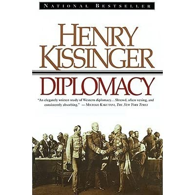 diplomacy by henry kissinger essay