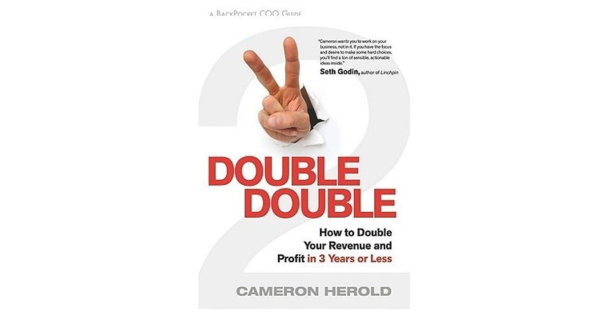 Double double cameron herold