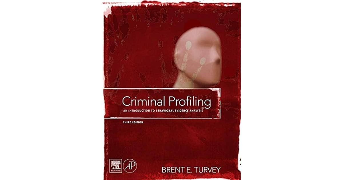 an introduction to the analysis of criminal behavior