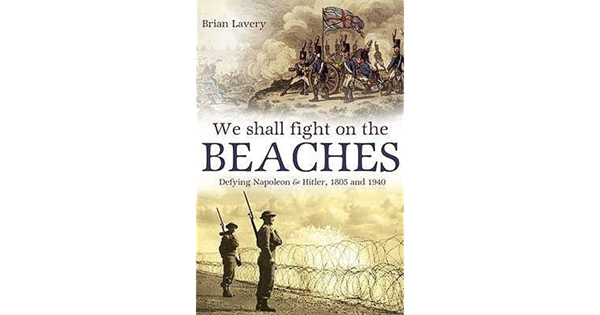 we shall fight on the beaches analysis