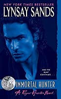 The Immortal Hunter (Argeneau #11; Rogue Hunter #2)