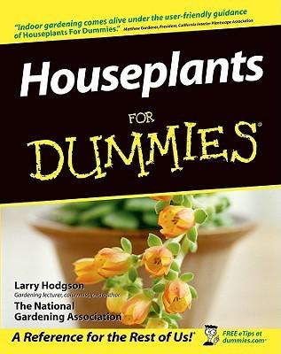 Houseplants For Dummies (For Dummies (Computer/Tech))
