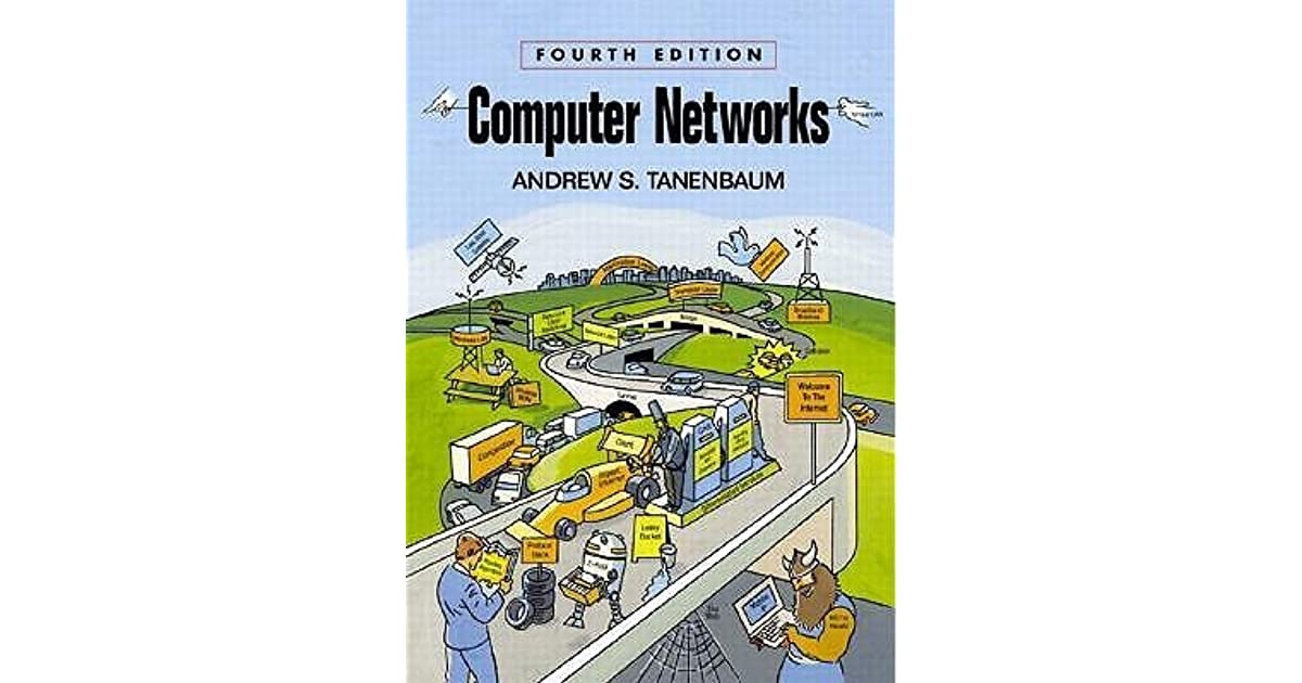 Computer Networks By Andrew S Tanenbaum