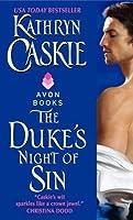 The Duke's Night of Sin (Seven Deadly Sins, #3)