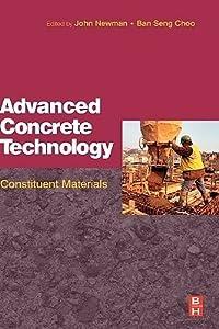 Advanced Concrete Technology 1: Constituent Materials (Advanced Concrete Technology Set) (Advanced Concrete Technology)