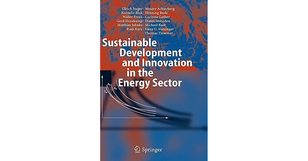 Sustainable Development and Innovation in the Energy Sector