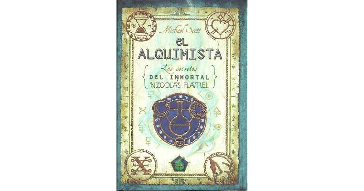 El Alquimista By Michael Scott 3 Star Ratings