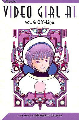 Video Girl Ai, Vol. 04: Off-Line