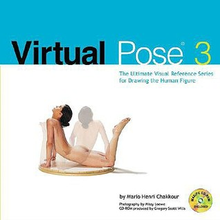 Virtual Pose 3: The Ultimate Visual Reference Series for Drawing the
