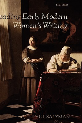 Reading Early Modern Women's Writing