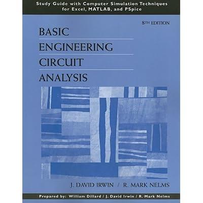 Irwin Nelms Basic Engineering Circuit Analysis 10th Edition Pdf