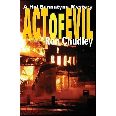 Act Of Evil By Ron Chudley