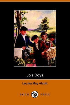Jo's Boys Book Cover