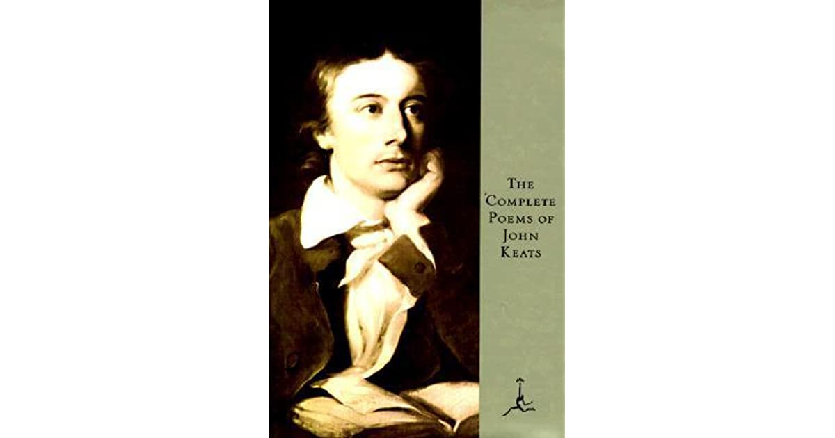 the life and poetry career of john keats Here we look at the life of john keats and try to and his surgical career was john was forbidden from writing poetry and was only allowed to.
