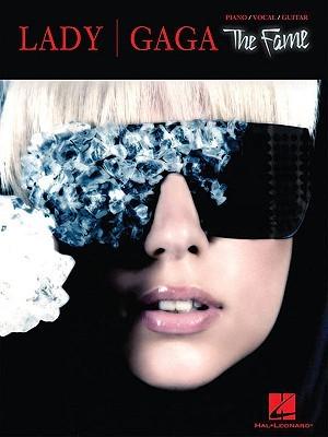Lady Gaga: The Fame music book
