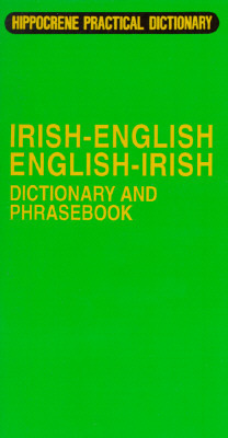 irish dictionary and phrasebook