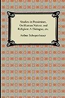 Studies Pessimism, First Edition